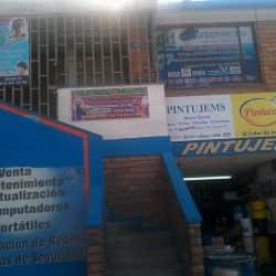 Pintujems en Bogotá