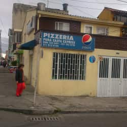 Pizzería Pura Casta Express en Bogotá