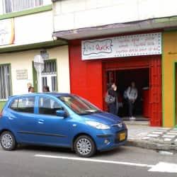 Zona Quick en Bogotá
