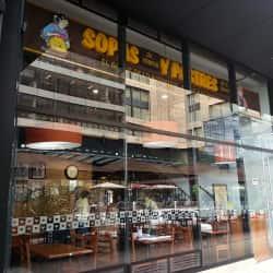 Sopas de Mamá y Postres de la Abuela Capital Towers en Bogotá