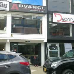 Advance Muebles y Diseños en Bogotá