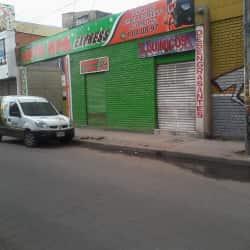 Auto Spa Express en Bogotá