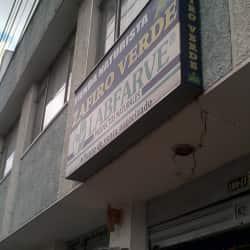 tienda naturista zafiro verde en Bogotá