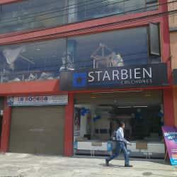 Starbien Colchones Doce de Octubre en Bogotá