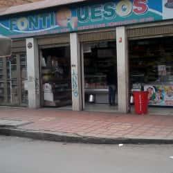 Fontiquesos Calle 20 en Bogotá