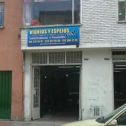 Vidrios y Espejos G&M en Bogotá