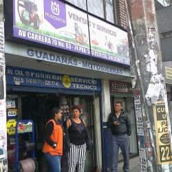 Ventas y Servicio Husqvarna en Bogotá