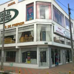 Muebles Madereen en Bogotá