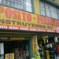 Deposito Ferretería Construyendo Dc en Bogotá