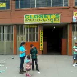 Closet's Modulares en Bogotá