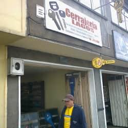 Cerrajería Lagos en Bogotá