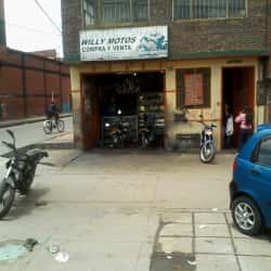 Almacen y Taller Will y Motos en Bogotá