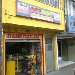 Danny Color en Bogotá