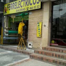 Ferrelectricos Galerías en Bogotá