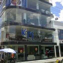 Komodos Muebles Carrera 50 con 76 en Bogotá