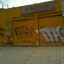 Maderas Colibri en Bogotá