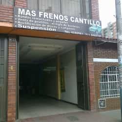 Mas Frenos Cantillo en Bogotá