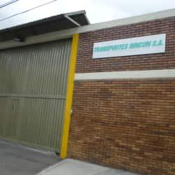 Transportes Rincon en Bogotá