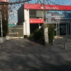 Banco Santander Candelaria Goyenechea en Santiago