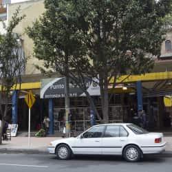 Punto Comercial Rotonda Santa Fe en Bogotá