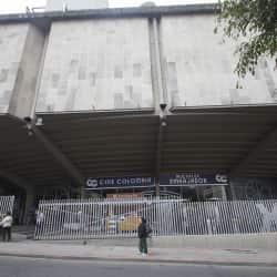 Cine Colombia Embajador en Bogotá
