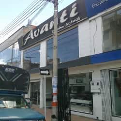 Avanti en Bogotá