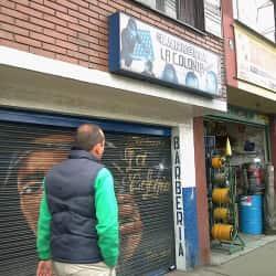 Barberia La Colonia en Bogotá