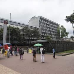 Estación de las Aguas  en Bogotá