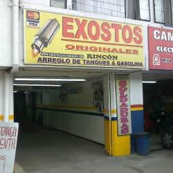 Exostos Carlos Rincón en Bogotá
