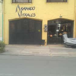 Armando Vitrales en Bogotá