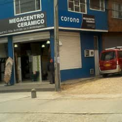 Megacentro Ceramico en Bogotá