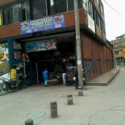Reemotos Avenida Cali en Bogotá
