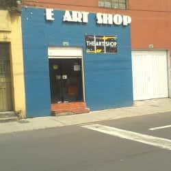 The Art Shop en Bogotá