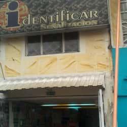 Identificar Señalización en Bogotá