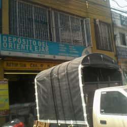 Deposito del Oriente Ejar en Bogotá
