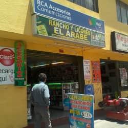 Rancho y Licores el Arabe en Bogotá
