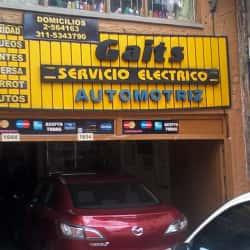 Gaits Servicio Electrico Automotríz en Bogotá