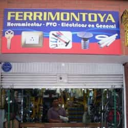 Ferrimontoya en Bogotá