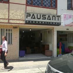 Pausant Dekoraciones en Bogotá