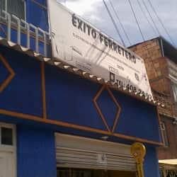 Exito Ferrero en Bogotá