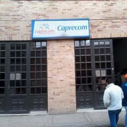 Caprecom - Carrera 8 en Bogotá