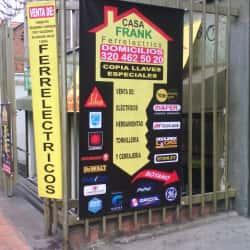 Casa Frank Ferrelectricos en Bogotá