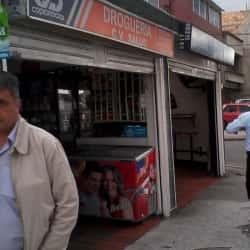 Droguería C.V Salud en Bogotá