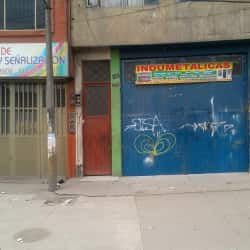 Indumetalicas Rojas en Bogotá
