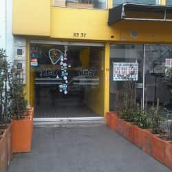 Kea Restbar en Bogotá
