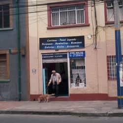 Cortinas Carrera 16 con 49 en Bogotá