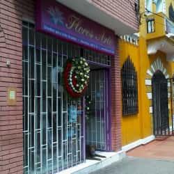 Flores Arte en Bogotá