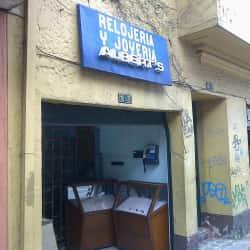 Relojería y Joyería Albert's en Bogotá