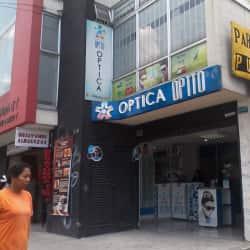Ópticas Optto en Bogotá