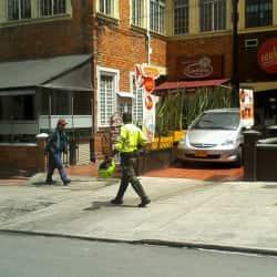 Santorini Express en Bogotá